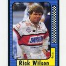 1991 Maxx Racing #008 Rick Wilson