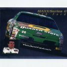 1995 Maxx Racing #209 Hut Stricklin's Car