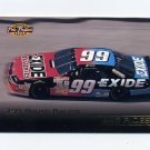 1996 Pinnacle Pole Position Racing #49 Jeff Burton's Car / Roush Racing