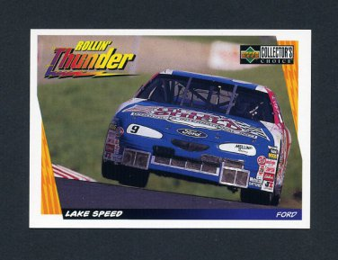 1998 Collector's Choice Racing #045 Lake Speed's Car