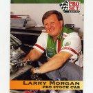 1992 Pro Set NHRA Racing #093 Larry Morgan