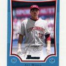 2009 Bowman Blue Baseball #053 Jay Bruce - Cincinnati Reds Ser. 420/500