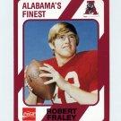 1989 Alabama Coke 580 Football #465 Robert Fraley - Alabama Crimson Tide