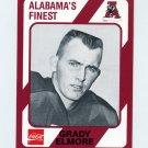 1989 Alabama Coke 580 Football #460 Grady Elmore - Alabama Crimson Tide