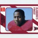 1989 Alabama Coke 580 Football #330 Larry Roberts - Alabama Crimson Tide