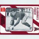 1989 Alabama Coke 580 Football #284 Clark Pearce - Alabama Crimson Tide