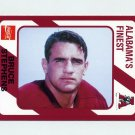 1989 Alabama Coke 580 Football #110 Bruce Stephens - Alabama Crimson Tide