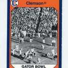 1990-91 Clemson Collegiate Collection #190 The 1949 Gator Bowl - Clemson Tigers