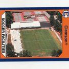 1990-91 Clemson Collegiate Collection #181 Soccer and Tennis - Clemson Tigers