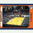 1990-91 Clemson Collegiate Collection #135 Littlejohn Coliseum - Clemson Tigers