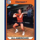 1990-91 Clemson Collegiate Collection #132 All-Americans - Clemson Tigers