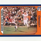 1990-91 Clemson Collegiate Collection #122 CU Clinches Season - Clemson Tigers