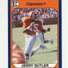 1990-91 Clemson Collegiate Collection #058 Jerry Butler - Clemson Tigers