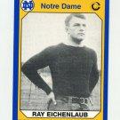 1990 Notre Dame 200 Football #194 Ray Eichenlaub - University of Notre Dame