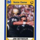 1990 Notre Dame 200 Football #017 Jim Seymour - University of Notre Dame