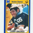 1990 Notre Dame 200 Football #014 Larry Dinardo - University of Notre Dame