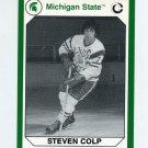 1990-91 Michigan State Collegiate Collection 200 #155 Steven Colp - Michigan State Spartans