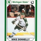 1990-91 Michigan State Collegiate Collection 200 #136 Mike Donnelly - Michigan State Spartans