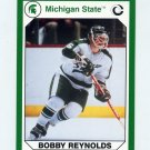 1990-91 Michigan State Collegiate Collection 200 #134 Bobby Reynolds - Michigan State Spartans