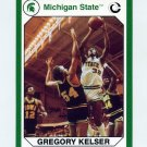 1990-91 Michigan State Collegiate Collection 200 #132 Gregory Kelser - Michigan State Spartans