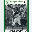 1990-91 Michigan State Collegiate Collection 200 #107 Steve Garvey - Michigan State Spartans
