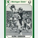 1990-91 Michigan State Collegiate Collection 200 #098 Kirk Gibson - Michigan State Spartans