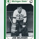 1990-91 Michigan State Collegiate Collection 200 #084 Joe Selinger - Michigan State Spartans
