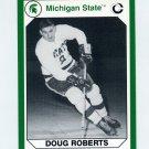 1990-91 Michigan State Collegiate Collection 200 #055 Doug Roberts - Michigan State Spartans