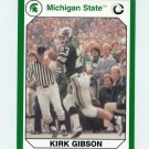 1990-91 Michigan State Collegiate Collection 200 #049 Kirk Gibson - Michigan State Spartans