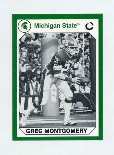 Image result for Greg Montgomery MSU