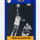 1991 UCLA Collegiate Collection #143 Fred Slaughter - UCLA Bruins