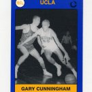 1991 UCLA Collegiate Collection #140 Gary Cunningham - UCLA Bruins