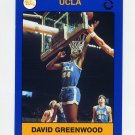 1991 UCLA Collegiate Collection #116 David Greenwood - UCLA Bruins ExMt