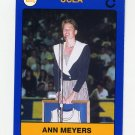 1991 UCLA Collegiate Collection #110 Ann Meyers - UCLA Bruins