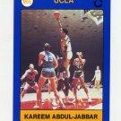 1991 UCLA Collegiate Collection #109 Kareem Abdul-Jabbar - UCLA Bruins