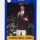 1991 UCLA Collegiate Collection #093 Kareem Abdul-Jabbar - UCLA Bruins