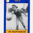1991 UCLA Collegiate Collection #090 Ralph Bunche - UCLA Bruins
