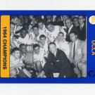 1991 UCLA Collegiate Collection #086 1964 NCAA Champs - UCLA Bruins