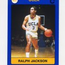 1991 UCLA Collegiate Collection #065 Ralph Jackson - UCLA Bruins
