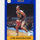 1991 UCLA Collegiate Collection #036 Lynn Shackelford - UCLA Bruins