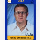 1991 UCLA Collegiate Collection #035 Gary Cunningham - UCLA Bruins