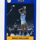 1991 UCLA Collegiate Collection #029 Brad Holland - UCLA Bruins