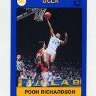 1991 UCLA Collegiate Collection #024 Pooh Richardson - UCLA Bruins