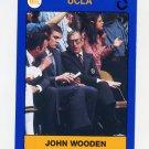 1991 UCLA Collegiate Collection #020 John Wooden - UCLA Bruins