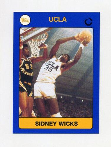 1991 UCLA Collegiate Collection #016 Sidney Wicks - UCLA Bruins
