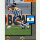1994 Upper Deck World Cup Contenders English/Spanish Soccer #317 Argentina