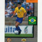 1994 Upper Deck World Cup Contenders English/Spanish Soccer #313 Brazil