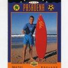 1994 Upper Deck World Cup Contenders English/Spanish Soccer #304 David Platt - England
