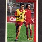 1994 Upper Deck World Cup Contenders English/Spanish Soccer #299 Michael Goossens - Belgium
