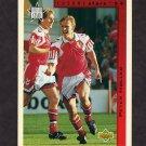1994 Upper Deck World Cup Contenders English/Spanish Soccer #284 Peter Moller - Denmark